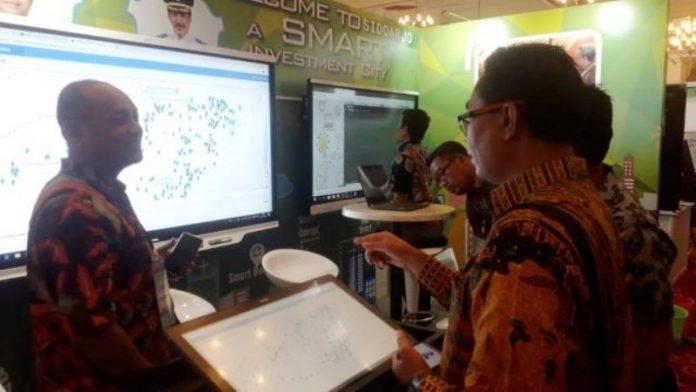 Pemkab Bolmong Hadiri Kegiatan Gerakan 100 Smart City