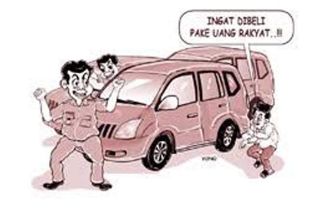 Pengadaan Tiga Unit Kendis untuk Pimpinan DPRD dan Sekwan Bolmut Dinilai Pemborosan