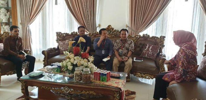 Wali Kota Terima Kunjungan Tim Kemenko Bidang Pembangunan Manusia dan Kebudayaan