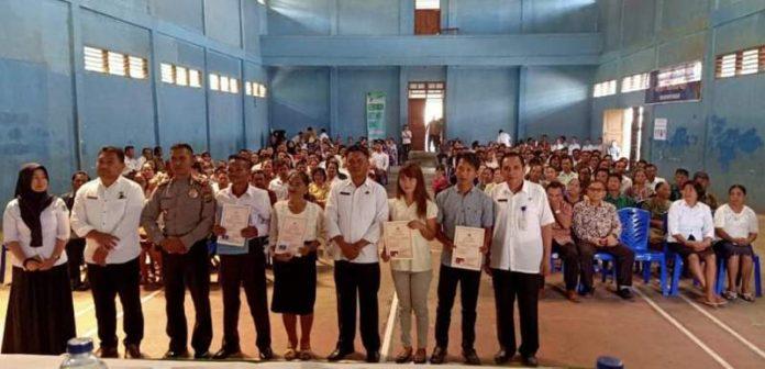 Pemkab Bolmong Kembali Gelar Nikah Massal