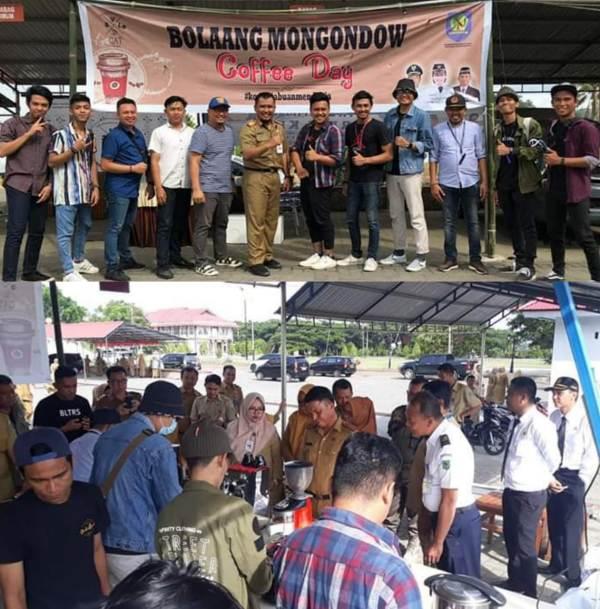 Festival Coffee Day Bolmong Berlangsung Meriah