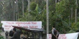 "Warga Tolak Keberadaan ""Om Tole"" yang Kembali Beroperasi di Lokasi PETI Bakan"