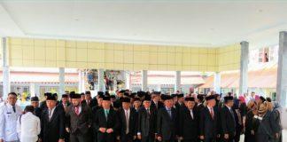 Hari Ini, 232 Pejabat Pemkot Kotamobagu Dilantik