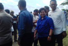 Amalia Landjar Hadiri Penyerahan Bantuan kepada Masyarakat Nelayan