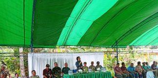 Bupati Bolmong Damaikan Desa Pusian dan Toruakat