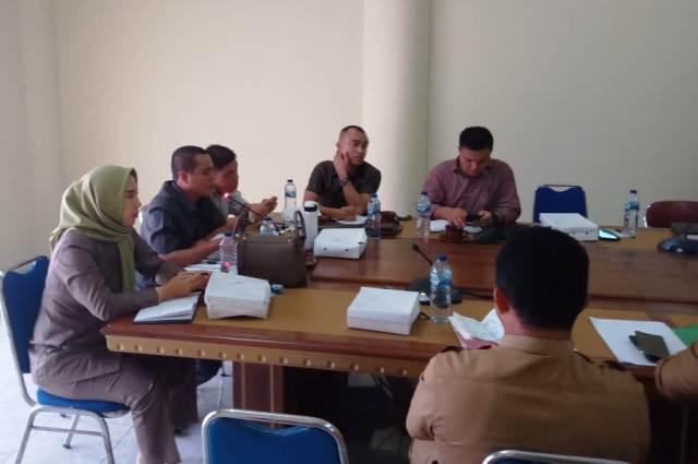 DPRD Bolmong Gelar Rapat Dengar Pendapat dengan Dinas Kesehatan