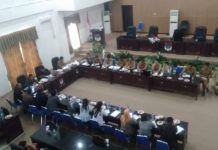 Banggar DPRD Boltim Gelar Rapat APBD Tahun 2020