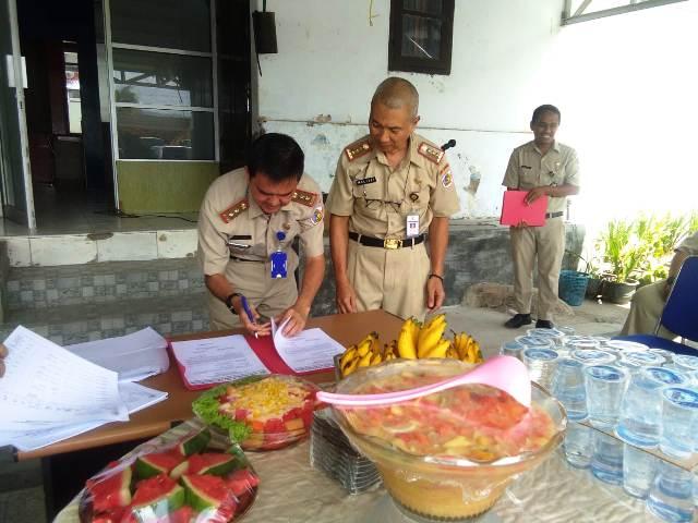 PUPR Kota Kotamobagu Laksanakan Serah Terima Jabatan Kepala Dinas