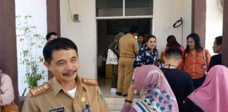 Kartu Ujian Formasi Guru Tersisa 16, BKPP Bolmong Berikan Toleransi Waktu