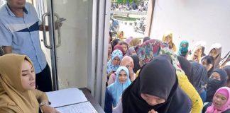 Ratusan Pelamar Guru di Bolmong Belum Ambil Kartu Ujian CPNS