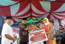 Bantuan Cadangan Pangan Program ODSK Mulai Disalurkan di Kabupaten Bolmong