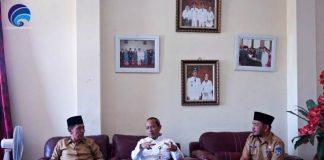 Bupati Iskandar Kamaru Sambut Baik Kunjungan Tim LKBN ANTARA di Bolsel