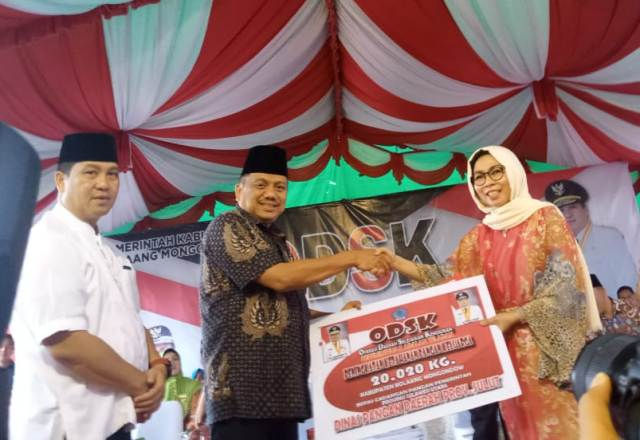 Gubernur Sulut Merealisasikan Program ODSK di Bolmong