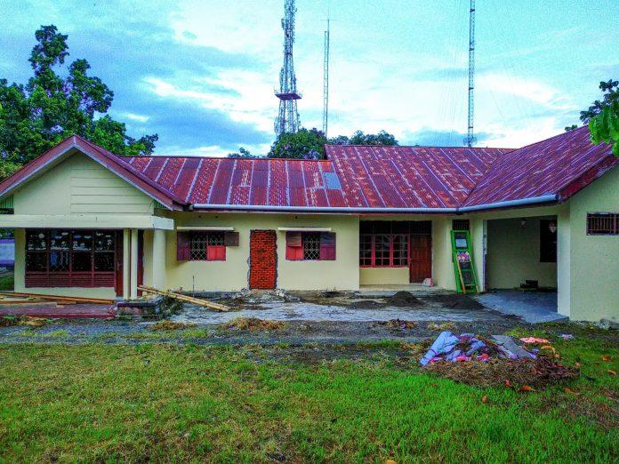 Pemkot Kotamobagu Pinjamkan Bangunan Eks TK Al-Quran ke Kejaksaan