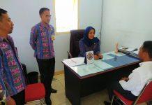 27 Orang Calon Tenaga Security RSUD Kotamobagu Mulai Ikuti Ujian Kompetensi
