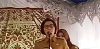 HUT ke-66 Kabupaten, Yasti Serukan Berdoa agar Indonesia Bebas dari Virus Corona
