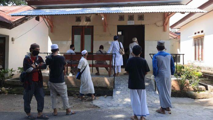 Jamaah Tabligh Asal Kotamobagu yang Ikut Ijtimak di Gowa Berstatus ODP Covid-19