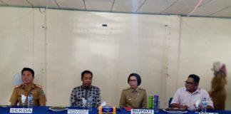 Pemkab Bolmong Gelar Pertemuan dengan BPK