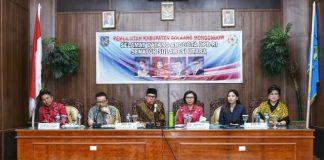 Empat Senator Sulut Dukung Provinsi BMR