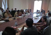 Tiga Komisi DPRD Bolmong Gelar Rapat Dengar Pendapat