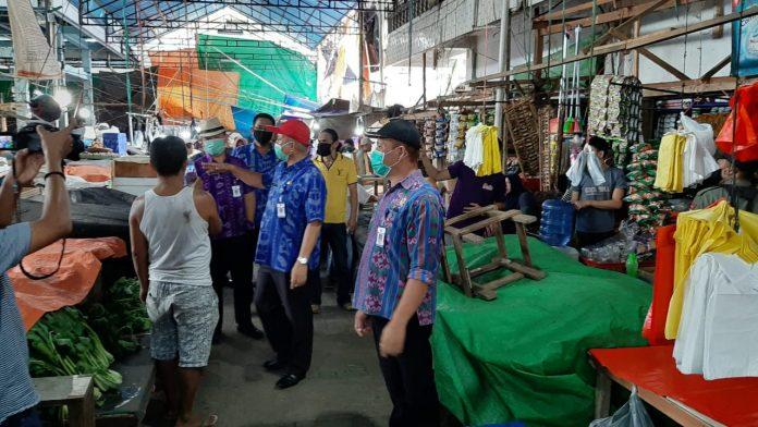 Pemkot Kotamobagu Mulai Berlakukan Pembatasan Jam Operasional Pasar