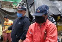 Pedagang di Seluruh Pasar Kotamobagu, Diwajibkan Menggunakan Masker