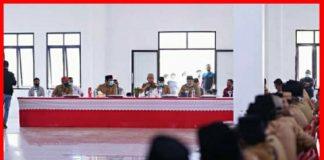 Bupati Pimpin Rapat Persiapan Penyaluran BLT Dandes di Kabupaten Bolsel