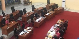 Besok, DPRD Bolmong Gelar Paripurna LKPj