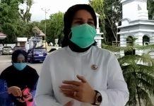 5 Warga Kotamobagu Terkonfirmasi positif Covid-19, Ini Kata Wali Kota Tatong Bara