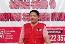 Per 6 April 2020, Positif Covid-19 di Sulut Berjumlah 5 Orang