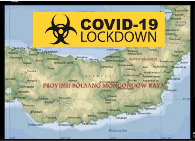 Antisipasi Penyebaran Covid-19, Lima Kepala Daerah di BMR Sepakat Tutup Perlintasan