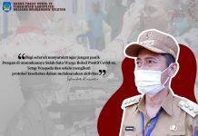 Bupati Bolsel Keluarkan Edaran Tentang Pelaksanaan Salat Idul Fitri 1441 Hijriyah, Berikut Isinya