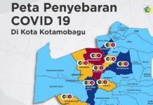 1 Orang di Kota Kotamobagu Kembali Terkonfirmasi Positif Covid-19