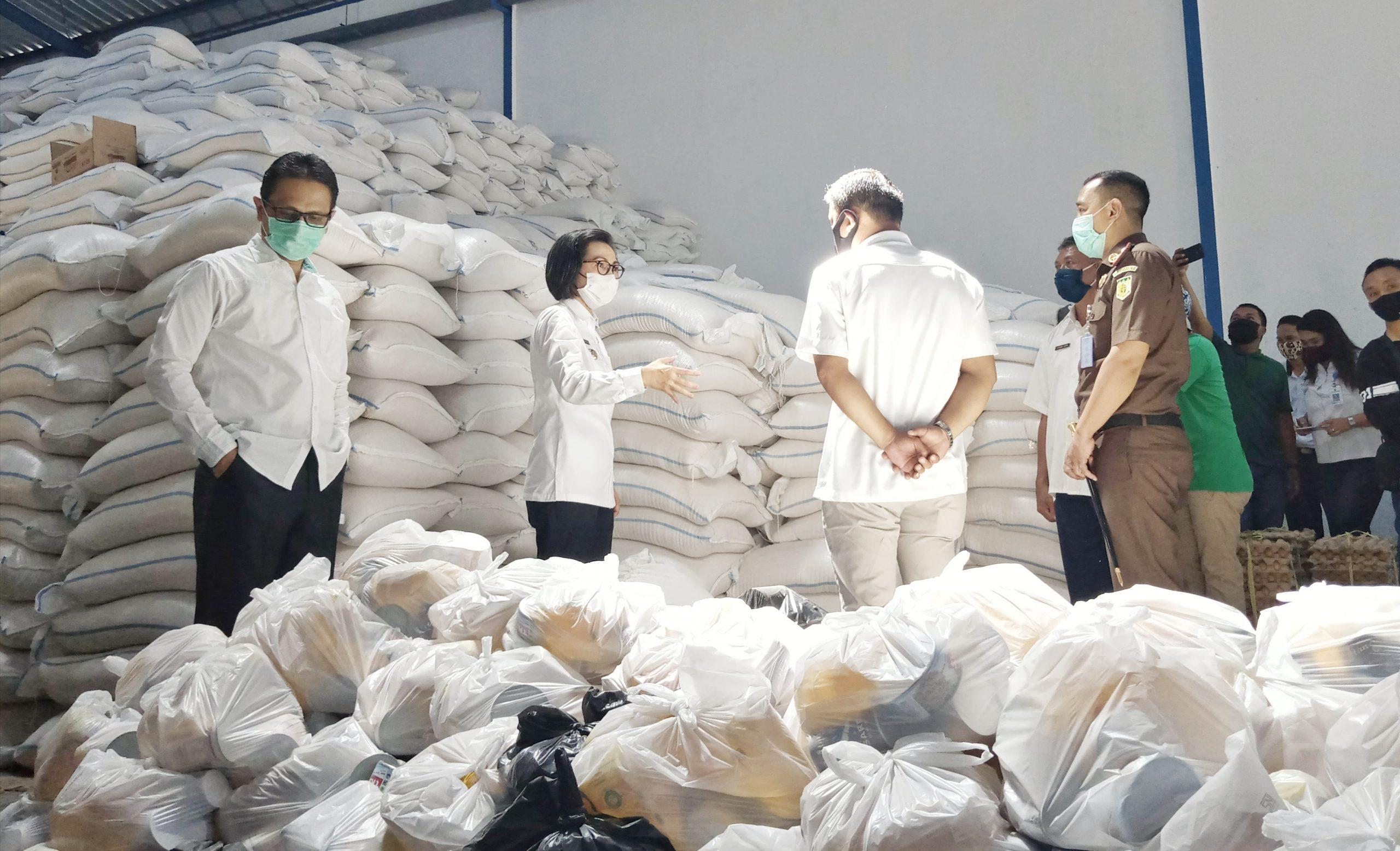 Masyarakat Bolmong Akan Terima Bantuan Paket Sembako Selama 9 Bulan