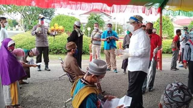 Dinyatakan Sembuh, Delapan Pasien Covid-19 di Buol Masih Harus Jalani Karantina