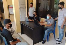 Usai Diperiksa, 13 Orang Jadi Tersangka Kasus Dugaan Kekerasan Terhadap Satgas Covid-19 dan Kades di Desa Lripubogu