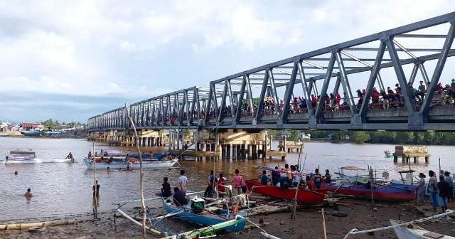 Anak Berusia 14 Tahun Tenggelam di Sungai Buol, Tim SAR Gabungan Terus Lakukan Pencarian