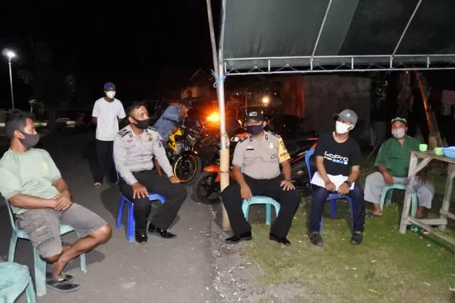 Diduga Ancam Satgas Covid-19 dengan Parang, Dua Warga Kecamatan Palbar Dipolisikan