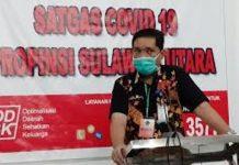 Positif Covid-19 di Sulut Bertambah 10, Total Akumulatif Jadi 126 Kasus