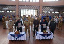 Kabupaten Boltim Raih Predikat WTP ke-7 Kali dari LHP BPK RI