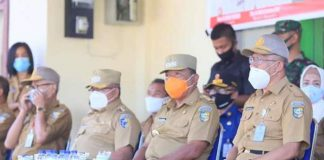 Bupati Pimpin Apel Bersama ASN Kantor Kecamatan dan Desa se-Kaidipang