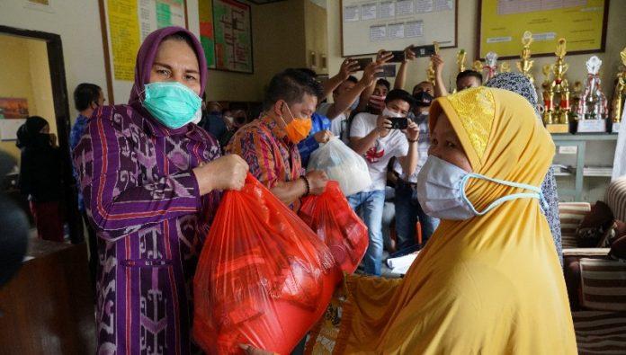 Sejak Awal Pandemi, Sudah 19 Ribu KK di Kotamobagu Dapatkan Bantuan