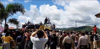 Gelar Aksi Unjuk Rasa, Penambang Bakan Minta Hentikan Aktivitas PT JRBM