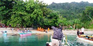 Basarnas Tolitoli Bantu Pencarian Nelayan Hilang di Kabupaten Buol