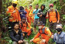Tersesat di Pertambangan Bakan, 5 Pria dan 1 Wanita Berhasil Ditemukan