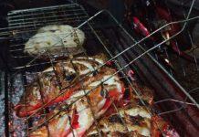 Mau Ikan Bakar Segar?, Krendol Street Food Tempatnya