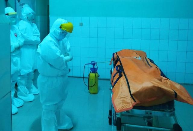 Pasien Terkonfirmasi Positif Covid-19 Asal Kotabangon Meninggal Dunia