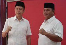 Pasangan BERKAH Diundang DPD PDI Perjuangan untuk Foto Calon Bupati dan Wabup