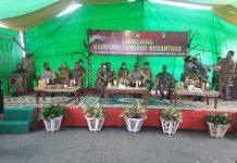 Bupati dan Kapolres Boltim Launching KTN di Desa Liberia Timur