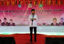 Bupati Resmi Buka Pelaksanaan MTQ ke-XXVIII Tingkat Kabupaten Bolsel